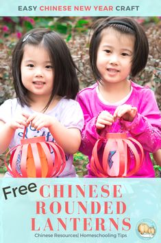 Decorating and hanging up Chinese New Year Lanterns is a tradition for Chinese family as they celebrate the coming Chinese New Year. I created this Chinese New Year Rounded Lanterns printable with easier steps and instructions that is a perfect activity for kids, so little kids can make their own lanterns and experience the Chinese New Year culture with their family and friends. You can try a FREE sample as you click this image. #learnchinese #homeschool #homeschoolingresources… Learn Chinese, Chinese New Year, Activities To Do, Summer Activities, Hello English, New Year's Crafts, How To Start Homeschooling, Fortune Cookie, Teacher Blogs