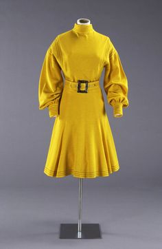 Dress  John Bates for Jean Varon, 1970s  The Bath Fashion Museum