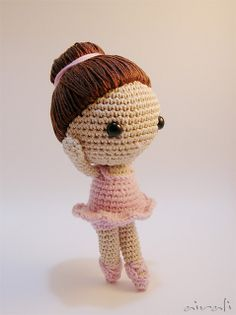 ballerina amigurumi | Flickr: Intercambio de fotos