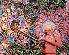 psychedelic fantasy art - Google zoeken