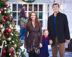 The Christmas Pageant movie... Melissa Gilbert