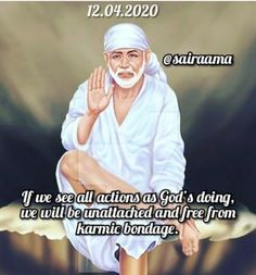 Sai Baba Miracles, Spiritual Religion, Sai Baba Quotes, Making Candles, Baba Image, You Are My Everything, Om Sai Ram, Sacred Feminine, God Pictures