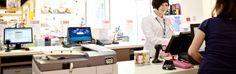 POS-Drucker an der Kasse: günstig, energiesparend und langlebig