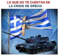 LO QUE NO TE CUENTAN DE LA CRISIS DE GRECIA