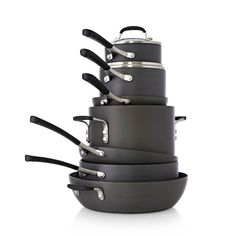 Clearly, I've been watching too much Doctor Who--I thought this was a photo of a Dalek. (simply calphalon 10-pc. Nonstick cookware set)