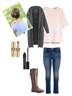 """Untitled #44"" by skylyn25 on Polyvore featuring H&M, Avenue, maurices, Yves Saint Laurent and Smashbox"