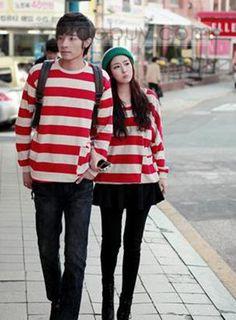 estilo coreano_parejas