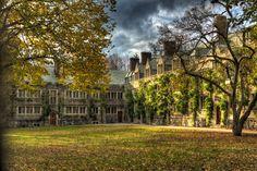 Princeton University:  Princeton, New Jersey