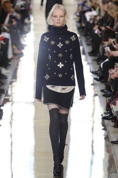 New York Fashion Week Fall 2014 - Tory Burch Fall 2014