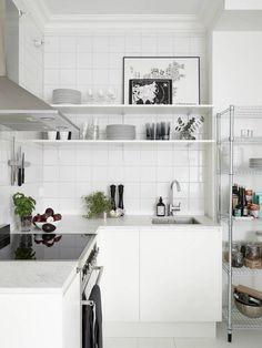 Interiors | White & Minimal -