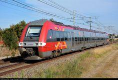 RailPictures.Net Photo: Z 27852 SNCF Bombardier Z 27500 at Villenouvelle (Haute Garonne), France by Gerard MEILLEY