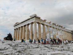 The Parthenon Athens, Greece August 2015