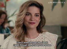 Schitt's Creek star Annie Murphy recently discussed her struggles prior to getting cast as Alexis Rose and how she almost gave up acting. Funny Pictures Images, Rose Quotes, Tv Show Quotes, Comedy Quotes, Schitts Creek, New Netflix, Movie Lines, Adam Sandler, Rose Hair