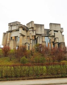 Brutalist Architecture—masterpieces by architects Le Corbusier, Breuer, and more Photos | Architectural Digest