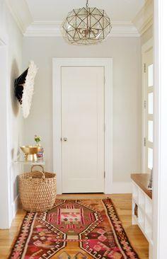 Bohemian Chic moroccan rug