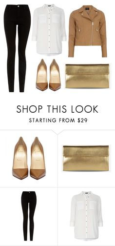"""""""2016/199"""" by dimceandovski ❤ liked on Polyvore featuring Maison Margiela and Dorothy Perkins"""