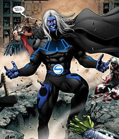 Sentry screenshots, images and pictures - Comic Vine Marvel Dc Movies, Hq Marvel, Marvel Villains, Marvel Comic Universe, Marvel Comics Art, Marvel Comic Character, Comics Universe, Marvel Heroes, Marvel Characters