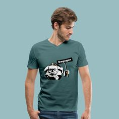 Chemnitz und damit Karl Marx sind dagegen! Karl Marx, Mens Tops, Fashion, Chemnitz, Neckline, Moda, Fashion Styles, Fasion