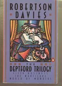The Deptford Trilogy: Robertson Davies: 9780140147551: Amazon.com: Books