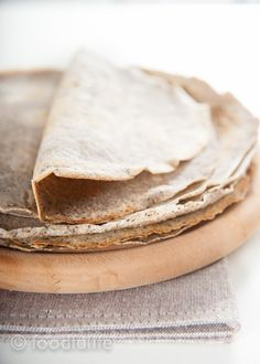 Making delicious buckwheat crepes is easier than you think!! (gluten-free, high in fibre)
