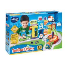 VTech Baby Toot-Toot Drivers Police Station: VTech: Amazon.co.uk: Baby