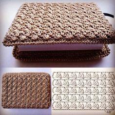 Crochet backpack pattern inspiration crochet bag from t shir yarn salvabrani – Artofit How to Crochet a Bodycon Dress/Top - Crochet Ideas Crochet Backpack Pattern, Crochet Wallet, Crochet Case, Crochet Clutch, Crochet Diy, Crochet Diagram, Crochet Handbags, Crochet Purses, Crochet Motif