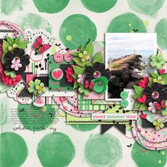 Watermelon Addict - Full Kit by Neia Scraps Designs http://store.gingerscraps.net/watermelon-addict-fullkit.html Stormy Day Templates by Tinci Designs http://store.gingerscraps.net/Stormy-day.html