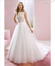 Gloria fra White One hos Belle Amie Brudesalong Maggie Sottero, Group, Wedding Dresses, Fashion, Bride Dresses, Moda, Bridal Gowns, Fashion Styles, Weeding Dresses
