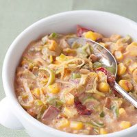 Chipotle and Corn Chowder
