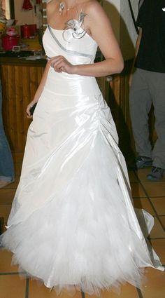 Robe de mariée houston collection bochet - Seine Saint Denis