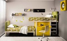 Desain Kamar Tidur Minimalis Kecil Sederhana