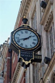 harvey nichols... sloane street, london <3