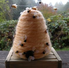 Felted Wool Bees - Yahoo Image Search Results