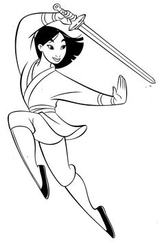 Action Figures Coloring Pages Awesome Walt Disney Coloring Pages Fa Mulan Walt Disney Figuren Wedding Coloring Pages, Easy Coloring Pages, Coloring Pages For Girls, Flower Coloring Pages, Cartoon Coloring Pages, Mandala Coloring Pages, Coloring Pages To Print, Printable Coloring Pages, Coloring For Kids