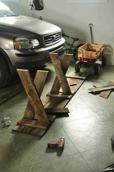 Build your own bench!
