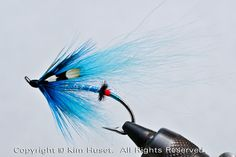 #Atlantic Salomon fly tying.