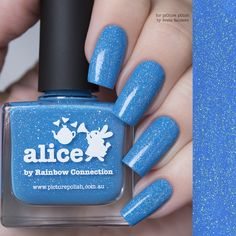 piCture pOlish : Picture Polish alice Shop here- www.color4nails.com Worldwide shipping available