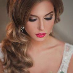 hermoso maquillaje para novia