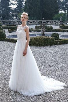 Jillian 2016 Wedding Dresses — Bambu Bridal Collection Part 2 | Wedding Inspirasi