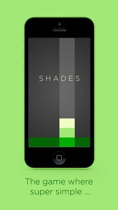 SAVE $1.99: Shades: A Simple Puzzle Game gone Free in the Apple App Store. #iOS #iPhone #iPad  #Mac #Apple