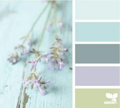 I am a firm believer in color inspiration. Find an item that speaks to you and go from there!