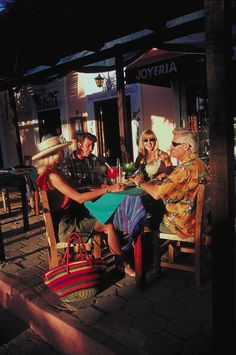 Experience San Jose Del Cabo, a quiet coastal town with traditional Mexican architecture; don't miss the famous Arts District at the center of town.