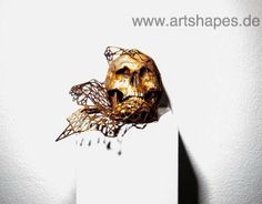 art from Jan Davidoff by Marketplace Artshapes.de for Art with printing. 3d Printing, 2d, Artist, Prints, Printing, Kunst, Impression 3d, Artists