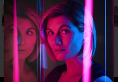 Jodie Whittaker's Radio Times photo shoot. David Tennant Doctor Who, 13th Doctor, Eleventh Doctor, Geronimo, Impossible Dream, Steven Moffat, Doctor Who Quotes, Sci Fi Series, Christopher Eccleston