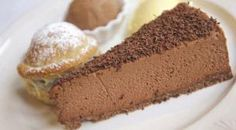 NATIONAL CHOCOLATE WEEK (13-19OCT2014) Chocolate cheesecake