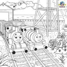 Free Coloring Pages Printable Pictures To Color Kids Drawing ideas: Thomas Tank The Train Coloring Steam Engine Pictures To Color