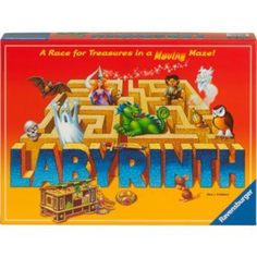 Buy Labyrinth Game at Argos.co.uk - Your Online Shop for Games and board games.