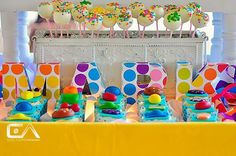 Candy Crush Birthday Party Planning Ideas ... | Candy Crush Party - F…