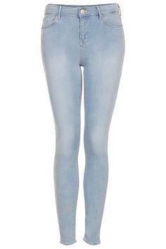 MOTO Bleach Leigh Jeans - Topshop