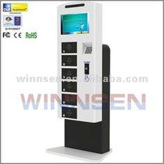Universal Cell Phone Charging Kiosk
